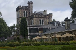 Beautiful Dunedin Castle